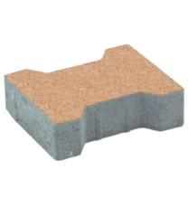 Pavaj Behaton Crem Sahara 19.8x16.3x4 cm Elpreco