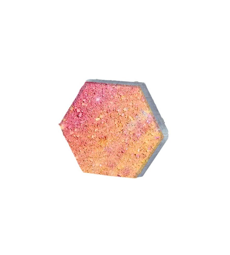 Pavaj FAVO Galben-Rosu 20x17,32x4 CM Elpreco