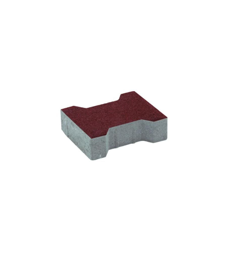 Pavaj Behaton Rosu 19.8x16.3x6 cm Elpreco
