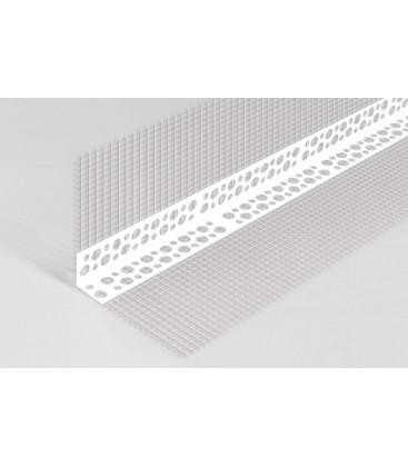 Coltar PVC cu plasa