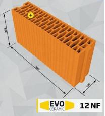 Căramidă EVOceramic 12 NF Cemacon