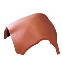 Țiglă de coamă de ramificație presată Tondach