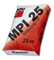Tencuială var-ciment Baumit MPI 25
