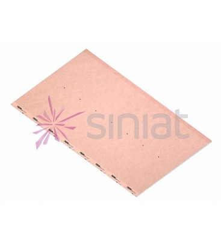 Placa Gips Carton NIDA Flam 12.5 Siniat