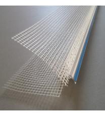 Colţar PVC cu picurător 2,5m